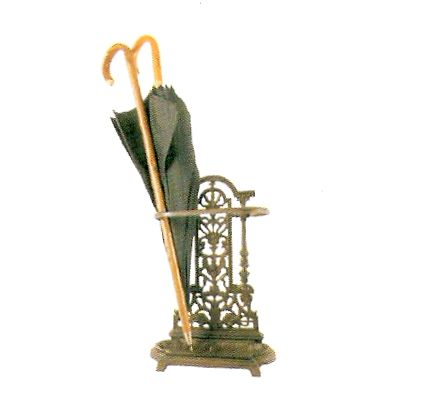 Portaombrelli decorato semilandia - Portaombrelli rettangolare ...