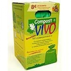 Kit CompostVivo Lt. 400