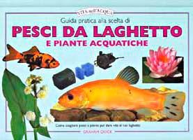Pesci Da Laghetto Giardino.Guida Pratica Alla Scelta Di Pesci Da Laghetto E Piante Acquatic